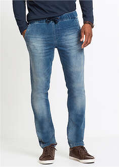 Slim Fit szabadidős farmer, Straight John Baner JEANSWEAR 43