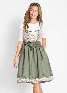 Dirndl šaty-bpc bonprix collection