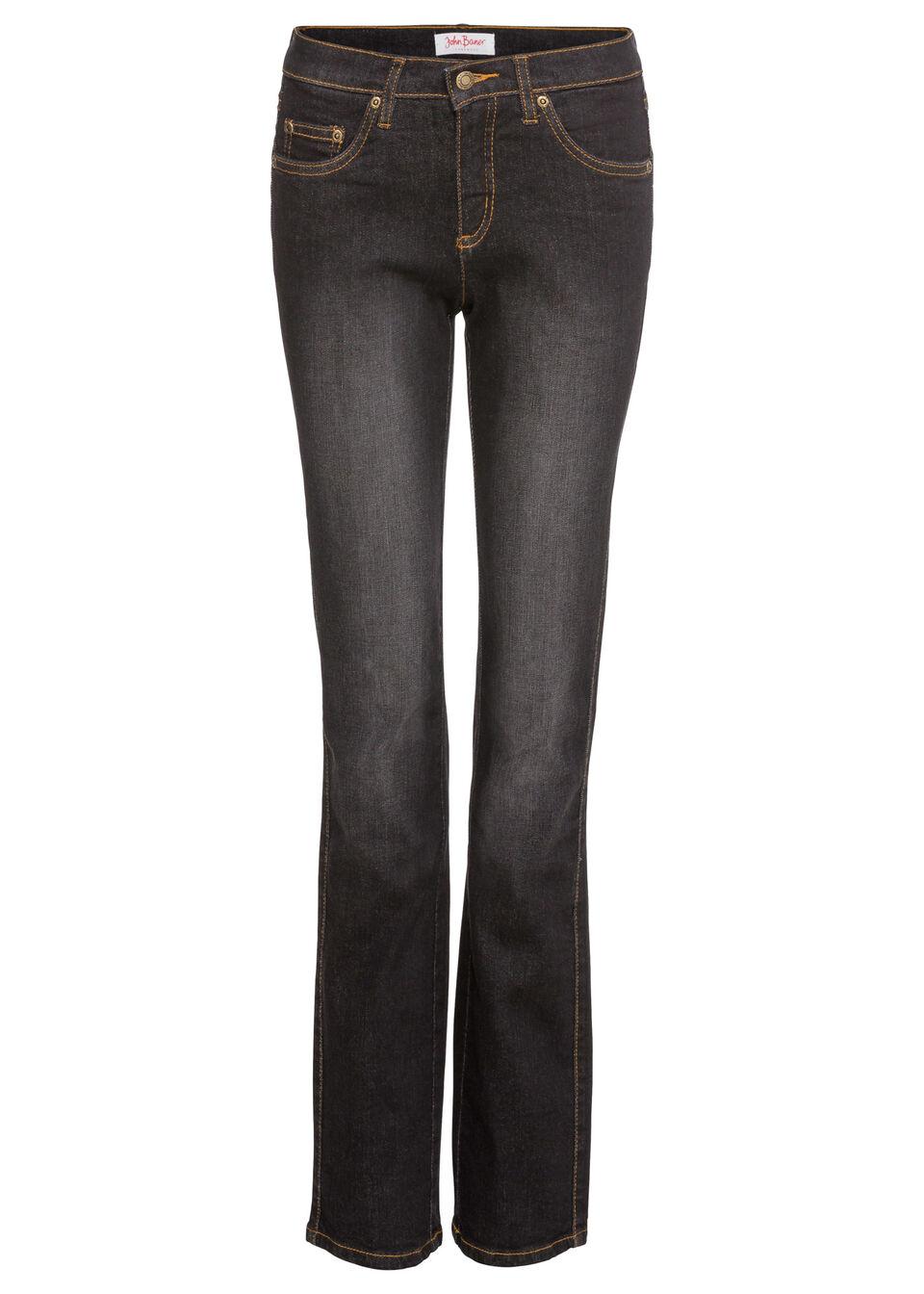 Хит продаж: стройнящие джинсы-стретч STRAIGHT от bonprix