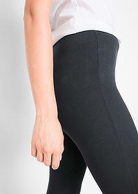 Colanţi stretch (2buc/pac) antracit melanj+negru bpc bonprix collection 5