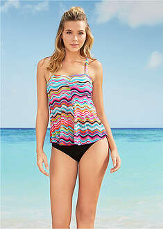 Top tankini RAINBOW 17