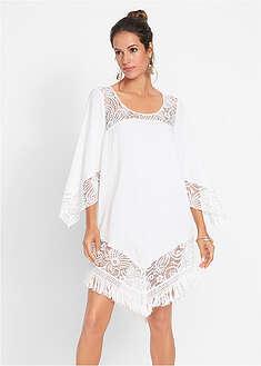 Plážové šaty čierna Ľahko transparentné • 17.99 € • bonprix 03b0a0f035