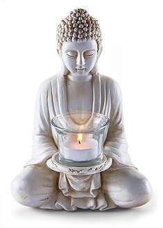 """Świecznik na świecę podgrzewacz """"Budda""""-bpc living"""