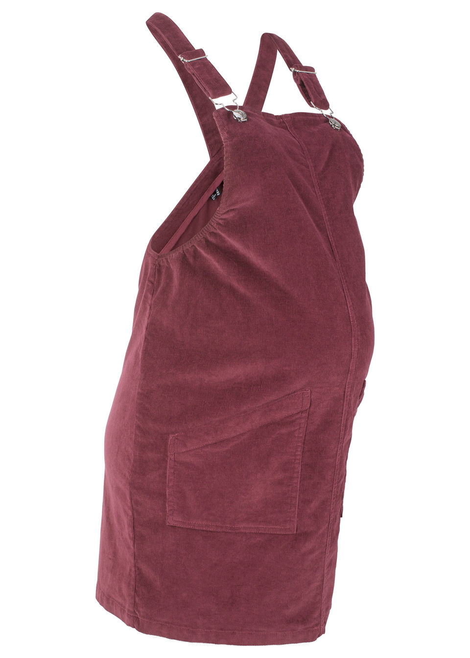 Rochie gravide, model de salopetă raiat bonprix