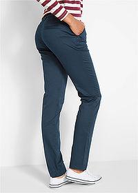 eb0f4e337b789 Spodnie chino ze stretchem ciemnoniebieski • 74.99 zł • bonprix