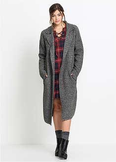 Pletený kabát-RAINBOW