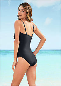 Costum baie shape, nivel 1 negru bpc selection 2