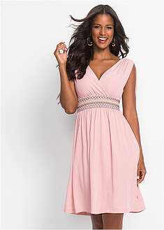 Sukienka z drapowaniem-BODYFLIRT boutique