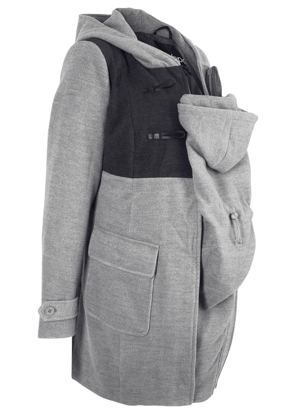 Дафлкот с карманом-вставкой для малыша от bonprix