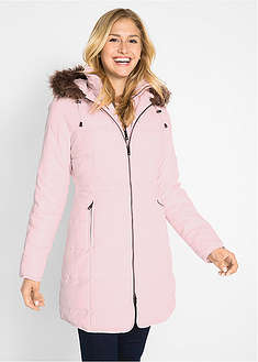 2d83542c69 Krátky kabát s kapucňou-bpc bonprix collection