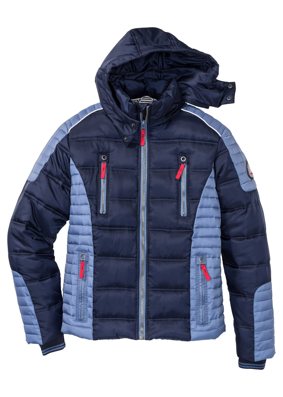 Зимняя стеганая куртка Regular Fit от bonprix