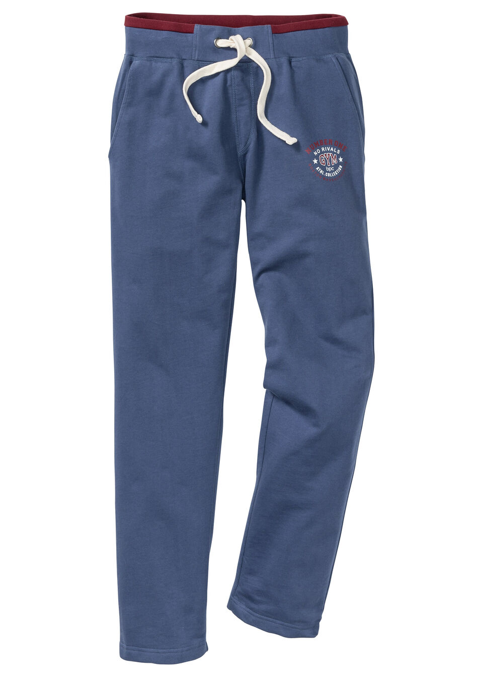 Pantaloni jogg cu print bonprix