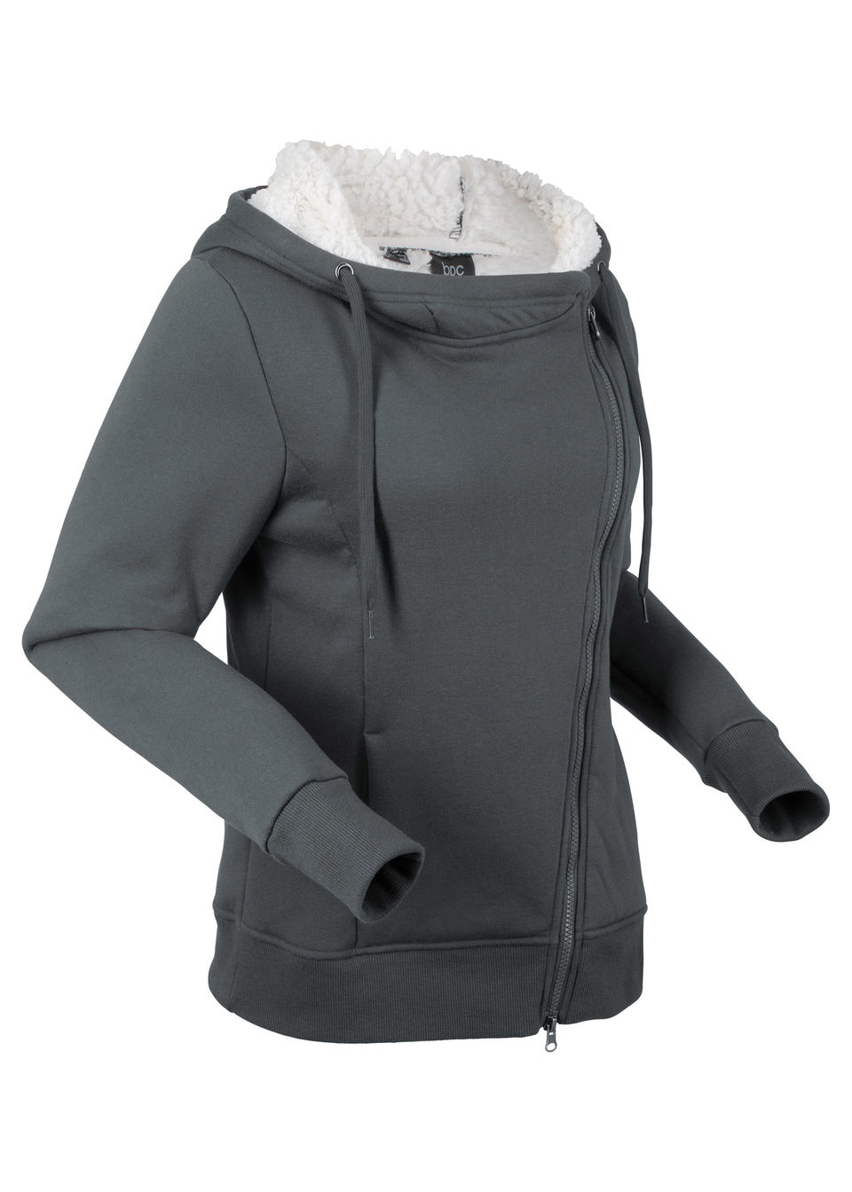 Jachetă casual Teddy-fleece bonprix