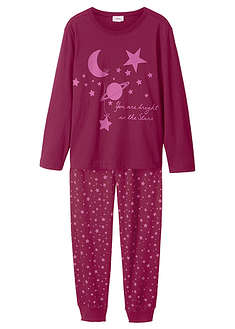 Pijama fete (2buc/pac)-bpc bonprix collection