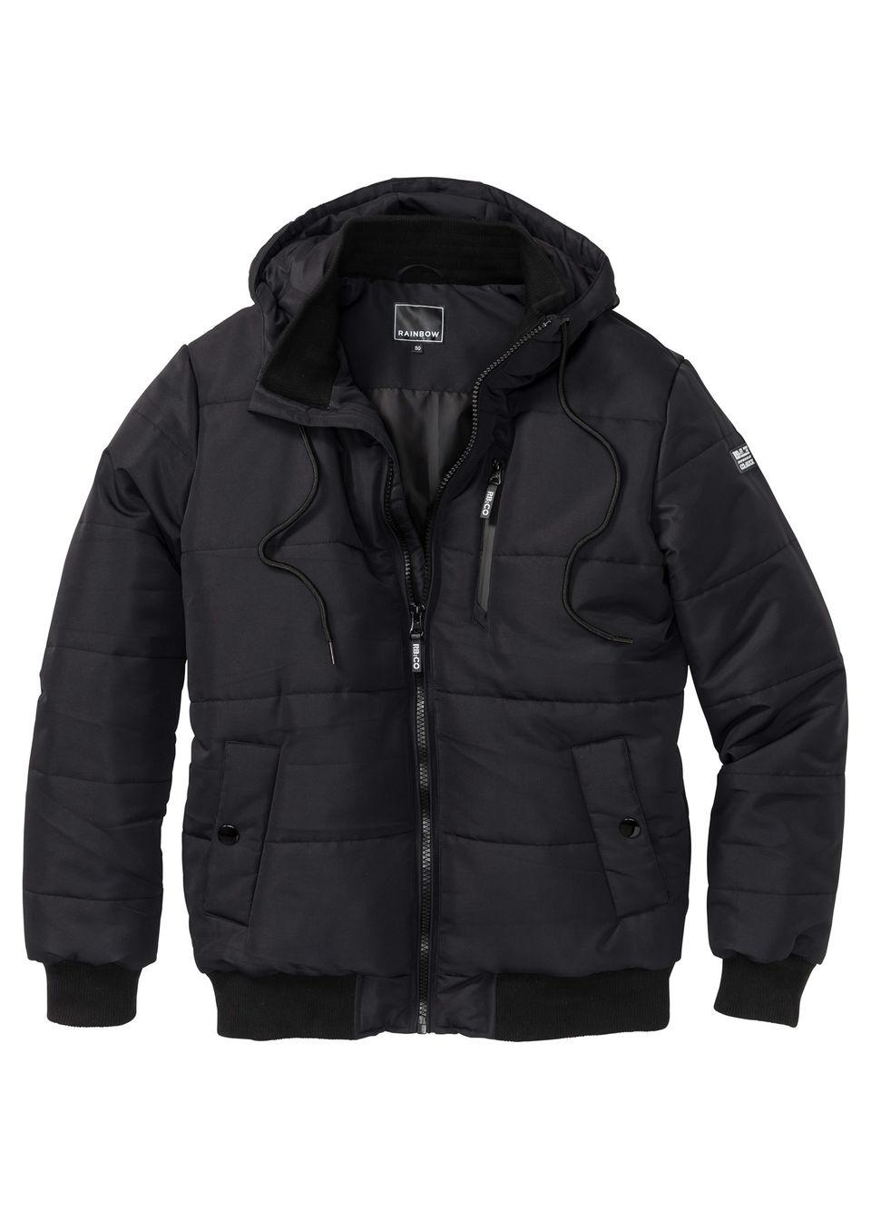 Куртка стеганая от bonprix