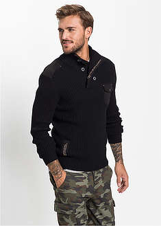 Sweter Slim Fit RAINBOW 32