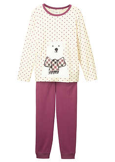 Pijama de fete (set/2piese) bpc bonprix collection 13