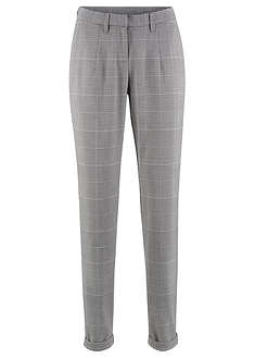 pantaloni-cu-model-glencheck-bpc bonprix collection