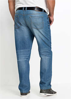 Džínsy Regular Fit Straight John Baner JEANSWEAR 4