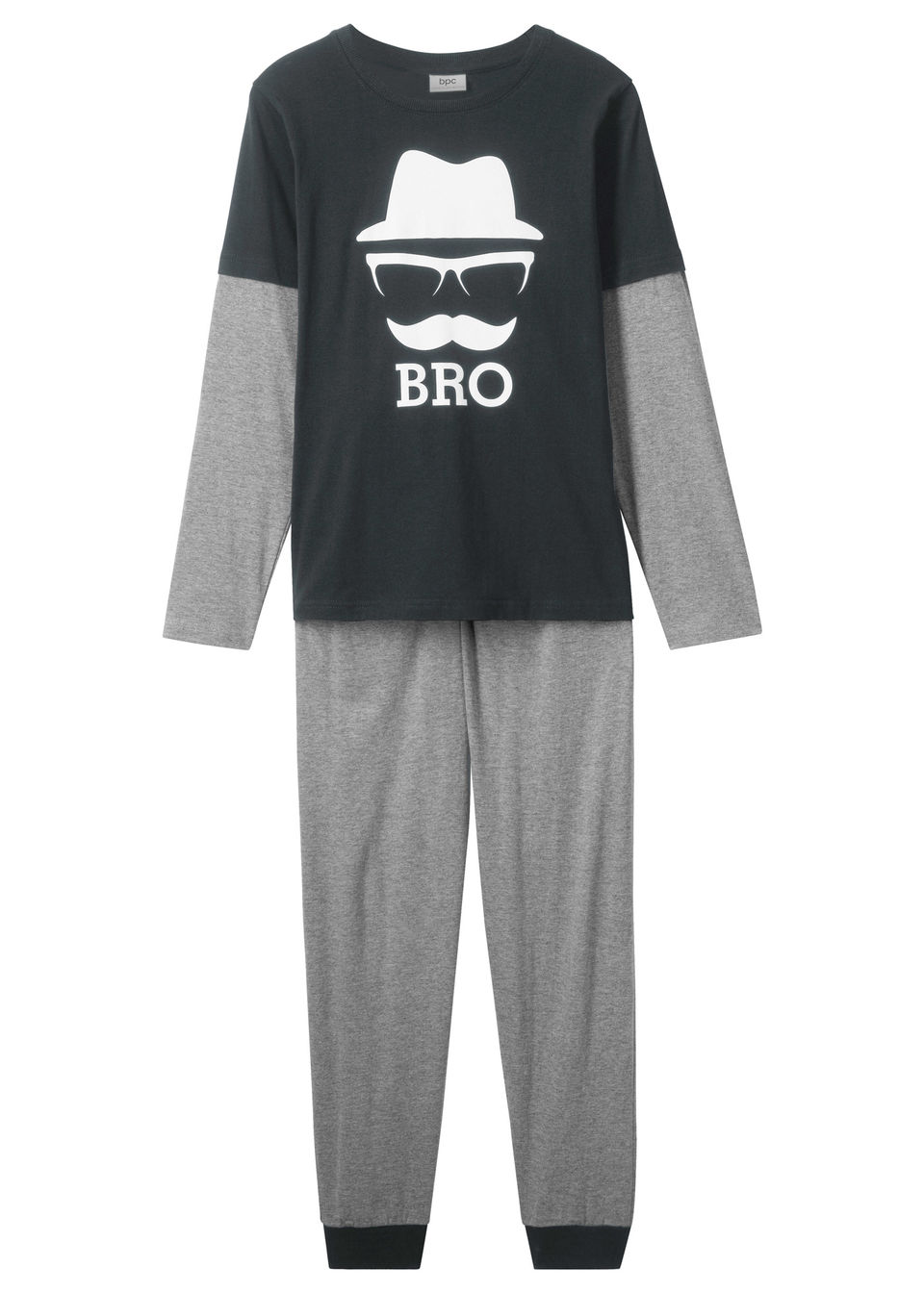 Pijama (2 piese) bonprix