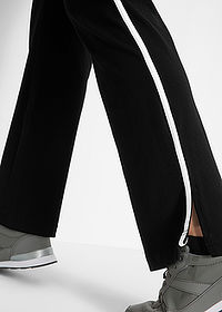 Pantaloni sport, nivel 1 negru bpc bonprix collection 4
