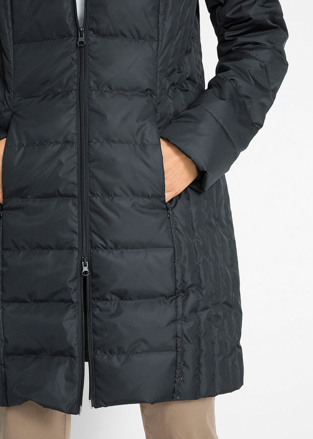 Steppelt pehelytoll kabát fekete Hossza • 19999.0 Ft • bonprix 6e40ca9b24