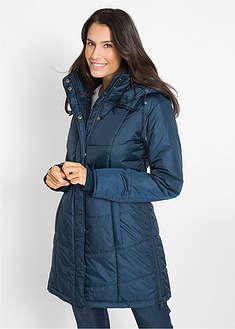 Długa kurtka pikowana, ocieplana-bpc bonprix collection