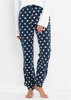 Spodnie piżamowe-bpc bonprix collection