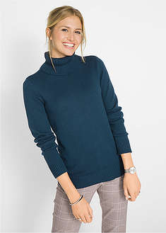 Sweter z golfem bpc bonprix collection 39