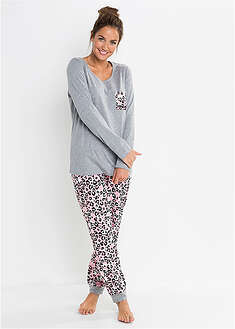 Pijama bumbac bio bpc bonprix collection 32