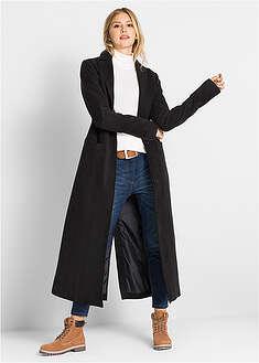 Długi płaszcz-bpc bonprix collection