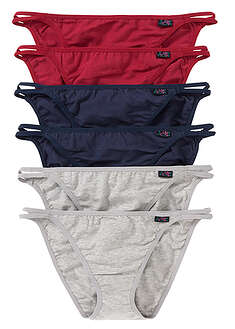 Chilot Tanga (6buc/pac) bpc bonprix collection 6