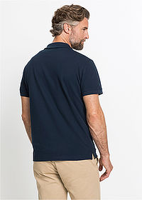 Tricou polo pique bleumarin bpc bonprix collection 2