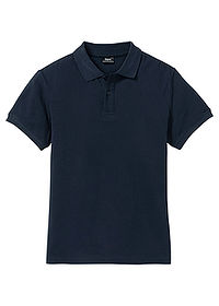 Tricou polo pique bleumarin bpc bonprix collection 0