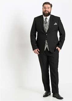 64dc88e15de74 Garnitur 5-częściowy (marynarka, spodnie, kamizelka, krawat i chusteczka do  butonierki) bpc selection 379,99 zł od 149,99 zł -60%