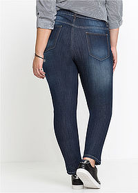 Farmer jegging raw denim RAINBOW 2