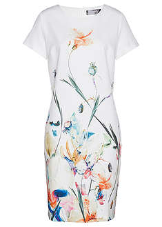 a9a234dafb Ruha bézs/fehér Elegáns ruha bármilyen • 8999.0 Ft • bonprix