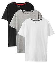 Tricou basic băieţi (set/3buc) bpc bonprix collection 1