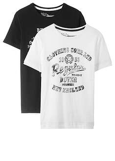 T-shirt (2 szt.)-bpc bonprix collection