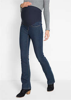 Blugi gravide cu super-stretch, bootcut bpc bonprix collection 13
