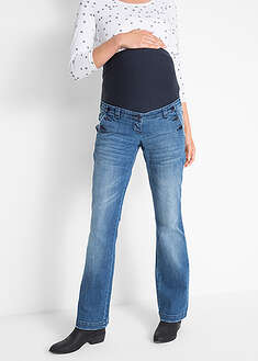Jeanşi stretch gravide, bootcut bpc bonprix collection 25
