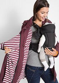 Kismama kabát baba betéttel • juharpiros • bonprix áruház. Ezt a terméket 8  alkalommal nézték meg az elmúlt 24 órában. 21 999Ft 54894b329a