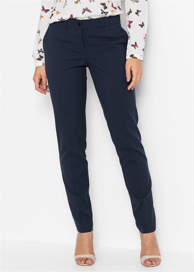 Női nadrágok Hosszú nadrágok Business női nadrág vékony