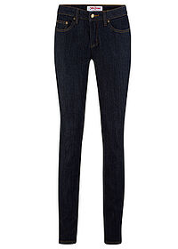 Джинсы стрейч Skinny темно-синий John Baner JEANSWEAR 0