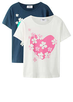 Tricou fete (2buc/pac) bpc bonprix collection 4