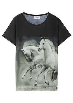 T-shirt z fotodrukiem-bpc bonprix collection