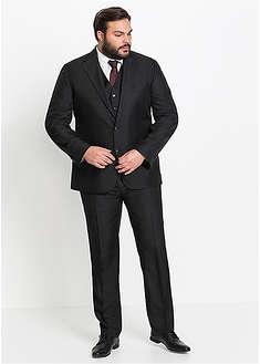 7c33eda575195 Garnitur 4-częściowy (marynarka, spodnie, kamizelka i krawat)-bpc selection