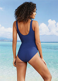 Costum baie shape, nivel 1 marin/verde bpc bonprix collection 2
