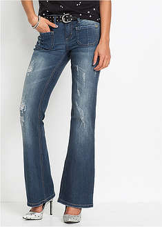 Jeans bootcut RAINBOW 3