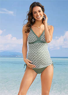 Costum de baie tankini gravide (2 piese/set) bpc bonprix collection 3